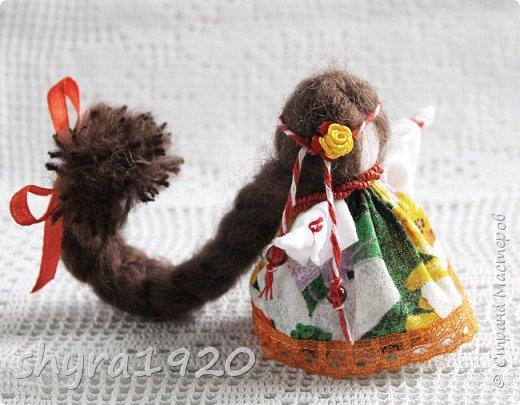 2).    Кукла на Долю, на Счастье. Сделана по всем правилам русских народных кукол. Сшила 28 штук,  показываю по 3 фото каждой. фото 51