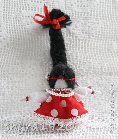 2).    Кукла на Долю, на Счастье. Сделана по всем правилам русских народных кукол. Сшила 28 штук,  показываю по 3 фото каждой. фото 74