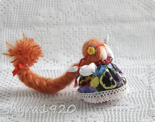 2).    Кукла на Долю, на Счастье. Сделана по всем правилам русских народных кукол. Сшила 28 штук,  показываю по 3 фото каждой. фото 78