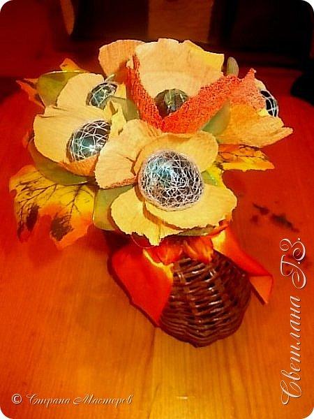 Получена моя посылочка по осенней игре и можно показать мои обязательные подарки. фото 3