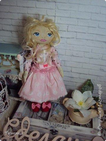 Девочка Совушка с сумочкой фото 13