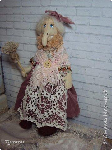 Девочка Совушка с сумочкой фото 2