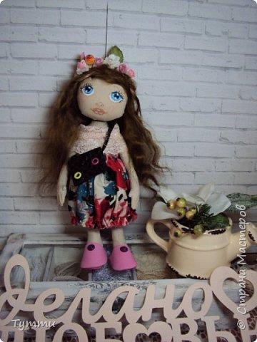 Девочка Совушка с сумочкой фото 22