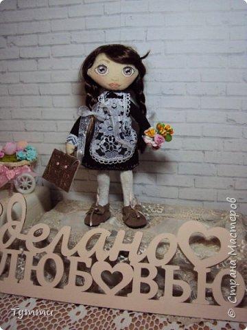 Девочка Совушка с сумочкой фото 9