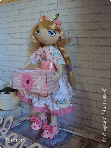 Девочка Совушка с сумочкой фото 16