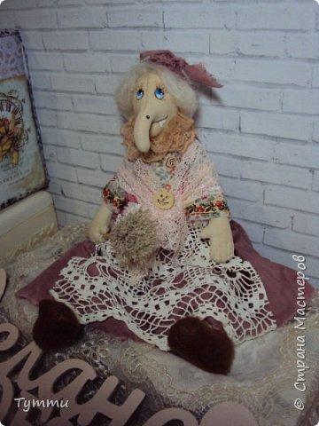 Девочка Совушка с сумочкой фото 3