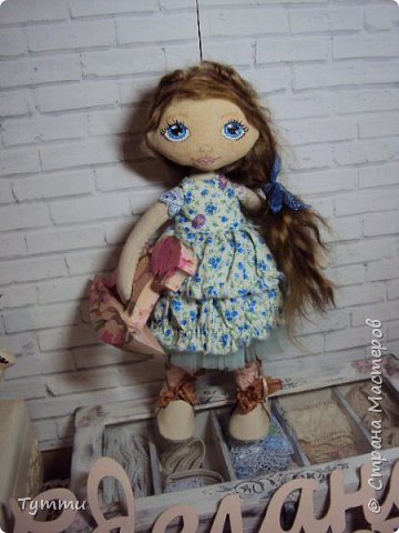 Девочка Совушка с сумочкой фото 21