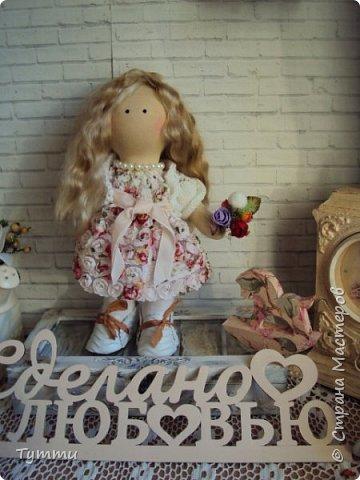 Девочка Совушка с сумочкой фото 17
