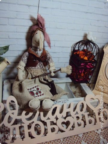 Девочка Совушка с сумочкой фото 24