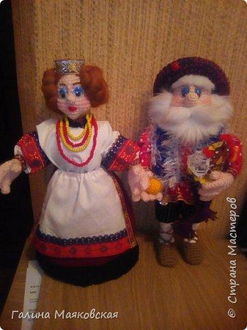 Привет всем! Еще две куклы - сладкая парочка! Жили были дед и баба (молодая): фото 1
