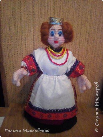 Привет всем! Еще две куклы - сладкая парочка! Жили были дед и баба (молодая): фото 3