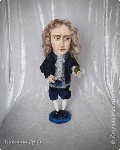 Привет, мои Золотые! Хочу показать вам несколько портретных кукол. Надеюсь несколько персонажей вы узнаете:))) фото 7