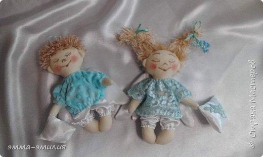 Куклы-ангелы. фото 5