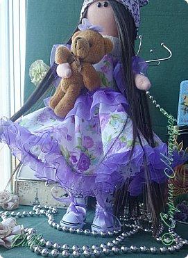 Кукла интерьерная фото 3