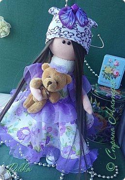 Кукла интерьерная фото 7