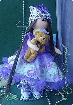 Кукла интерьерная фото 8