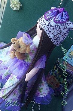 Кукла интерьерная фото 12