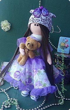 Кукла интерьерная фото 16