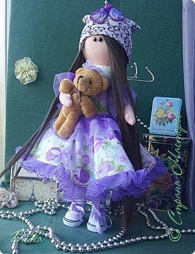 Кукла интерьерная фото 18