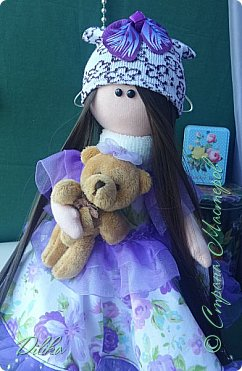 Кукла интерьерная фото 17