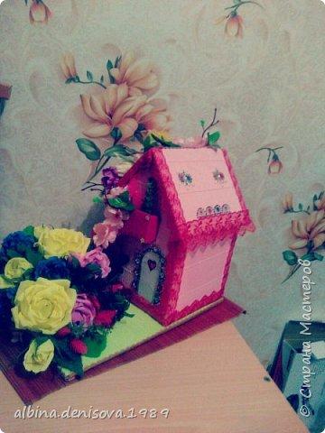 Подарочный домик  фото 1
