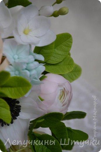 Свадебные цветочки, букетики, украшения в волосы или бутоньерка - всегда особенная нежность, ответственность и трепет.  фото 1
