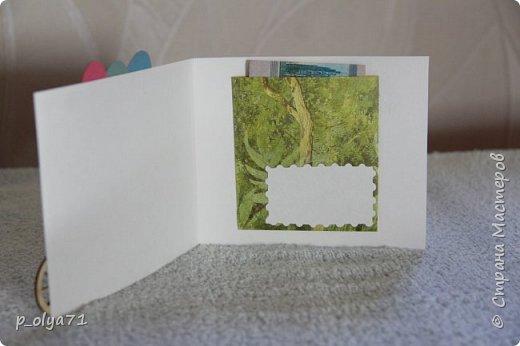 Здравствуйте!! Очень рада всем!!  В сентябре сделала открыточки и хочу показать их вам!)) фото 5