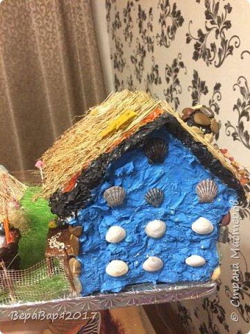 Так всё начиналось...Каркас для будущего дома готов. фото 19