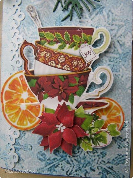 """Люди добрые, простите меня, что не умею загружать мало фото, и мучаю вас большим количеством. Сегодня я к вас со своими первыми шоколадницами созданными для  II ЭТАП """"Открытка-шоколадница""""   http://blog.agiart.ru/2017/10/2.html ТЕМА - Новый год, Рождество, зима ФОРМА - открытка-упаковка для шоколада ОЭ (обязательный элемент) - цвет и фактура плитки шоколада фото 10"""