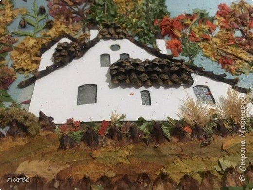 осень в Поленово. поделка в детский сад фото 2