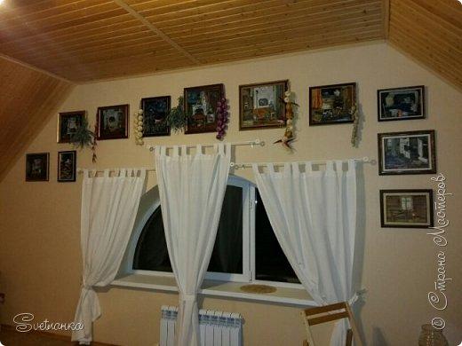 Случился бзик у меня писать печки деревенские))) 10 картин написала и успокоилась) Оригиналы искала в интернете... фото 11