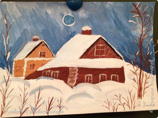 Зимние пейзажи по мк сайта фото 1