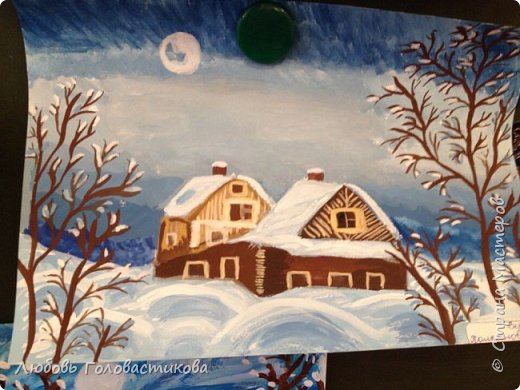 Зимние пейзажи по мк сайта фото 2