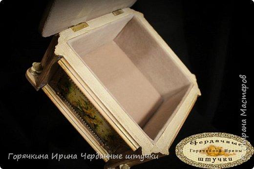 """Шкатулка """"Аttic style"""" фото 14"""