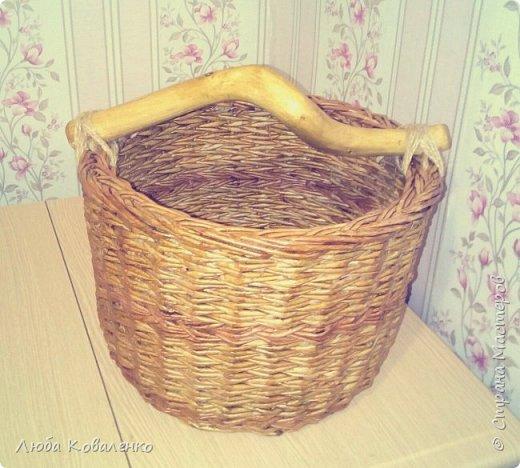 Корзина для хранения лука фото 4