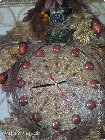 """Часы """"Лес"""" фото 2"""
