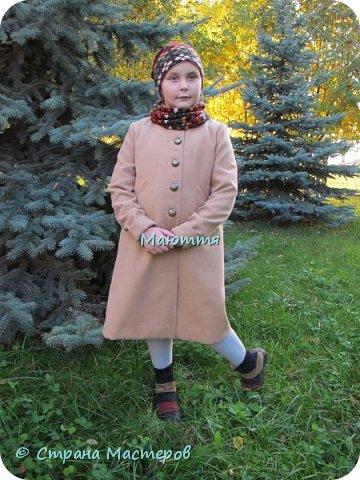 Я уже мельком показывала наше новое пальто, но решила продемонстрировать его еще раз основательно)) фото 2