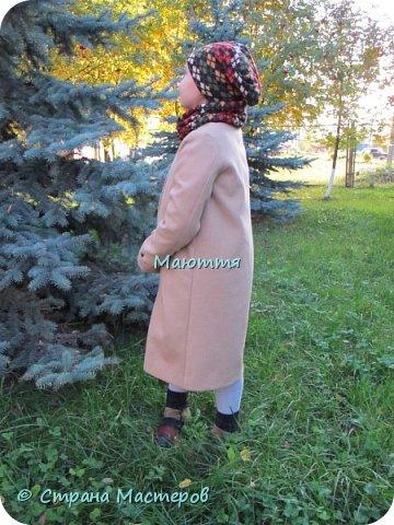 Я уже мельком показывала наше новое пальто, но решила продемонстрировать его еще раз основательно)) фото 3