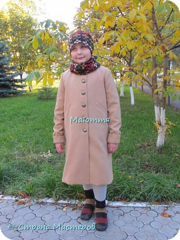 Я уже мельком показывала наше новое пальто, но решила продемонстрировать его еще раз основательно)) фото 6