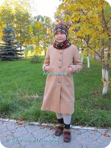 Я уже мельком показывала наше новое пальто, но решила продемонстрировать его еще раз основательно)) фото 1