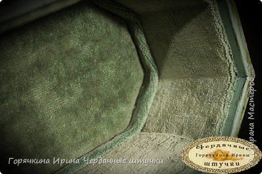 "Шкатулка ""Аmber light"" фото 17"
