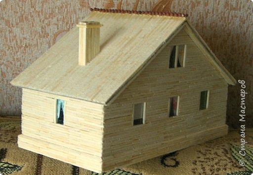 """Магазин """"Авоська"""". Размер макета 20х26х14 см. 101 коробок спичек. фото 44"""