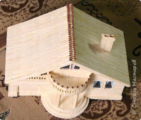 """Магазин """"Авоська"""". Размер макета 20х26х14 см. 101 коробок спичек. фото 47"""