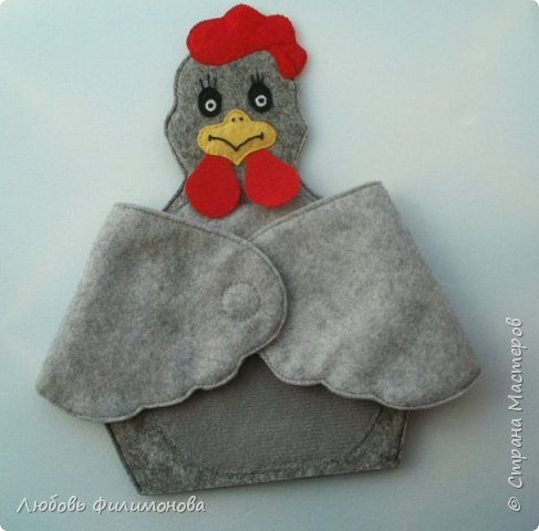В детский сад сшила маму курочку.  Идею подсмотрела у   Натальи Мелковой, спасибо ей большое. фото 1