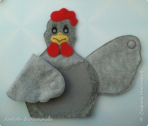 В детский сад сшила маму курочку.  Идею подсмотрела у   Натальи Мелковой, спасибо ей большое. фото 2
