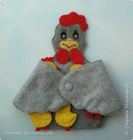В детский сад сшила маму курочку.  Идею подсмотрела у   Натальи Мелковой, спасибо ей большое. фото 5