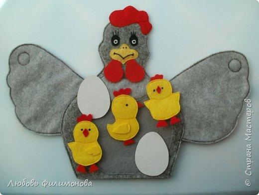 В детский сад сшила маму курочку.  Идею подсмотрела у   Натальи Мелковой, спасибо ей большое. фото 6