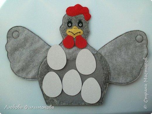В детский сад сшила маму курочку.  Идею подсмотрела у   Натальи Мелковой, спасибо ей большое. фото 7