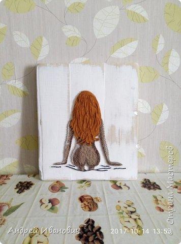 Панно Девушка фото 1