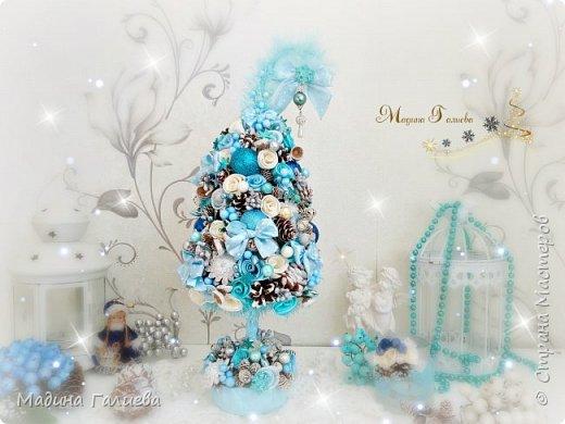 Еще одна лесная красавица в голубом!  фото 1